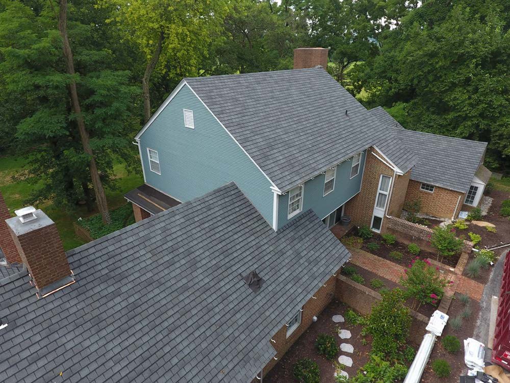 Designer Asphalt Shingles Top Of The Line Architectural